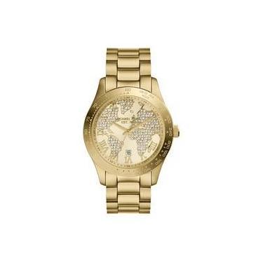 43d5dd486e07b Relógio de Pulso Feminino Michael Kors   Joalheria   Comparar preço ...