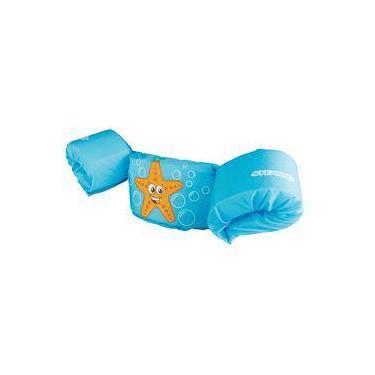 Boia Infantil de Braço e Peito Azul Seguras Importada