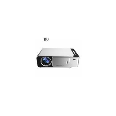 Projetor T6 Full Hd Led 4K 3500 Lumens Usb 1080P Lcd Display versão Android