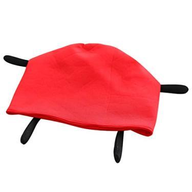 Imagem de NUOBESTY Chapéus engraçados fantasia chapéu envelope vermelho chapéu de festa tema ano novo chapéu de pelúcia chapéu de pelúcia acessório para fotos decoração de festa de carnaval fantasia fantasia fantasia fantasia fantasia fantasia fantasia fantasia fantasia fantasia fantasia fantasia fantasia fan