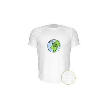 Camiseta Dry-Fit Air Terra Draw