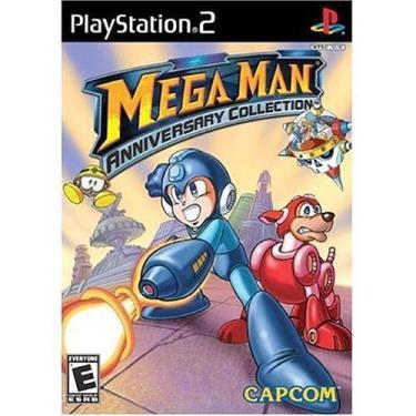 MEGA MAN ANNIVERSARY COLLECTION - PS2