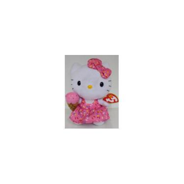 Imagem de Pelúcia Ty Beanie Babies Hello Kitty - Dtc 3718