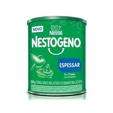Imagem de Fórmula Infantil Nestogeno Espessar Nestlé 800G