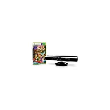 Super Sensor Kinect Xbox 360 Mostruário + 1 Jogo Mostruário