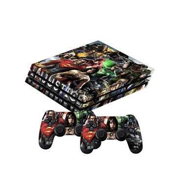 Skin PS4 Pro Injustice gods Among Us