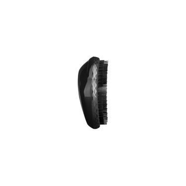 Imagem de Tt Tangle Teezer Penteie a escova de cabelo desembaraçante original, úmida ou seca para todos os tipos de cabelo - preto pantera