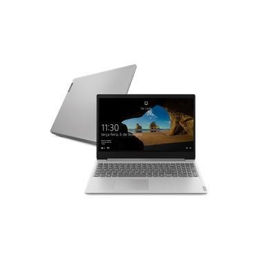 """Notebook Lenovo Ultrafino Ideapad S145 Intel Core i5 8GB (Geforce MX110 com 2GB) 256GB SSD W10 15,6"""" Prata"""