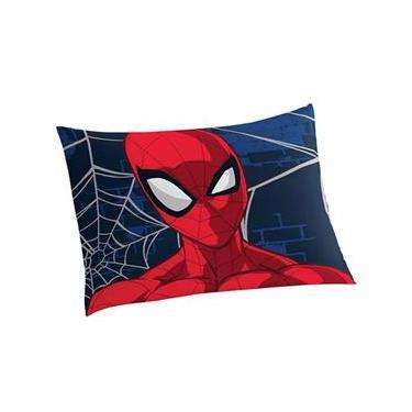 Imagem de Fronha Avulsa Spider Man 50X70 cm Lepper