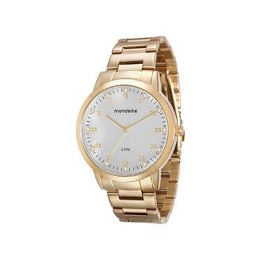7e57dfb66de Relógio Feminino Analógico Mondaine 76590LPMVDE1 – Dourado