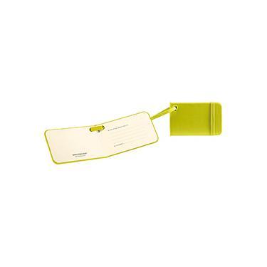 Etiqueta de Bagagem Verde Limão - Moleskine