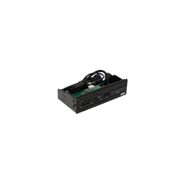 5.25 \'\' USB3.0 Leitor De Cartão De Memória Interno Painel Frontal De Vários Cartões Para Desktop