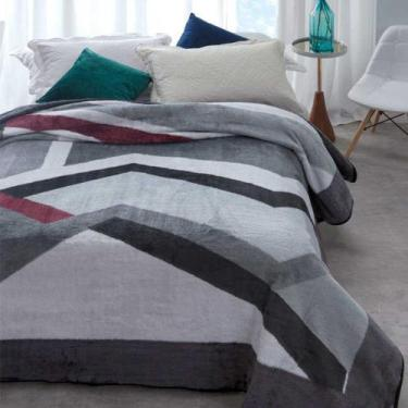 Cobertor Jolitex Casal Kyor Plus 1,80x2,20m Amalfi Promocao