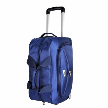 Imagem de Bolsa Mala Viagem P Com Rodinhas Antifurto Azul Marinho ys1027a