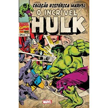 Coleção Histórica Marvel - O Incrível Hulk - Vol. 5 - Mantlo, Bill - 9788542613629