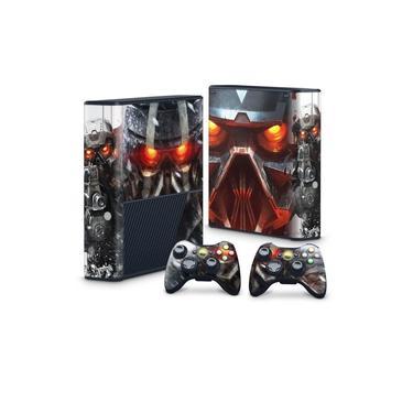 Skin Adesivo para Xbox 360 Super Slim - Killzone 3