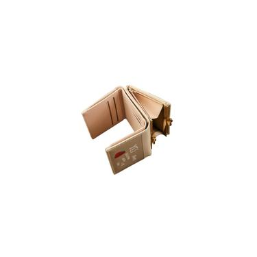 Carteira bonito geléia multifuncional carteira pequena dobrar carteira simples carteira, bolsa carteira cartão Titular Femininas co