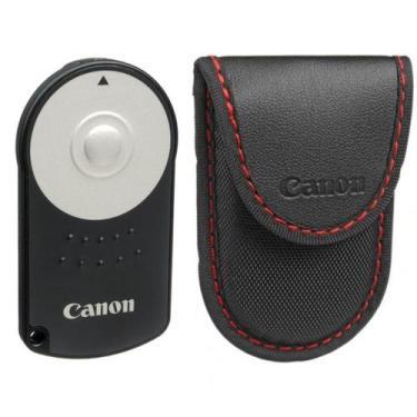Imagem de Controle Disparador Remoto Rc-6 Rc6 P/ Canon Dslr C/ Estojo - Oem