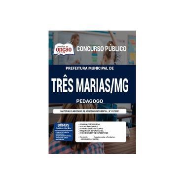 Imagem de Apostila Concurso Três Marias MG - Pedagogo
