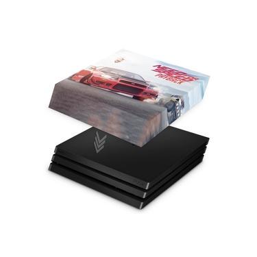 Capa Anti Poeira para PS4 Pro - Need For Speed Payback