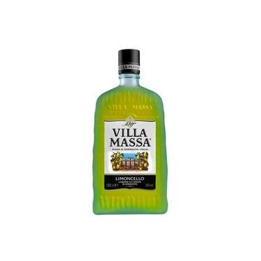 Licor Limoncello Villa Massa