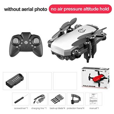 Sxgyubt LF606 Mini Drone with Camera Altitude Hold RC Drones HD Wifi FPV Quadcopter Drone RC Helicopter Standard version without camera