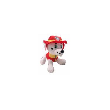 Imagem de Pelúcia Patrulha Canina Cachorro Marshall Musical 20 Cm