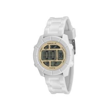 a5ae12c9d57 Relógio Feminino Digital Speedo 80588L0EVNP2 - Branco