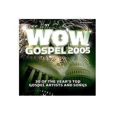 Wow Gospel 2005 - BV FILMS LTDA