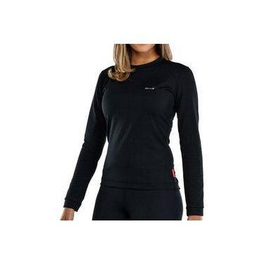 Blusa Segunda Pele X-Thermo DS T-shirt Lady - Solo