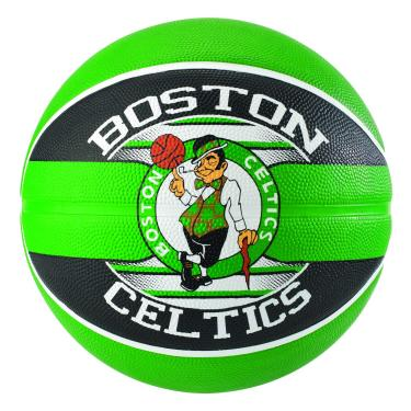 Spalding Bola Basquete TIME NBA Borracha - Boston Celtics