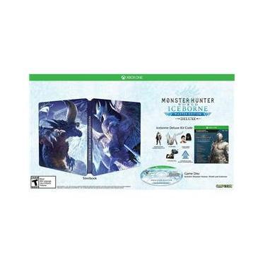 Monster Hunter World Iceborne - Master Edition Deluxe - Xbox One