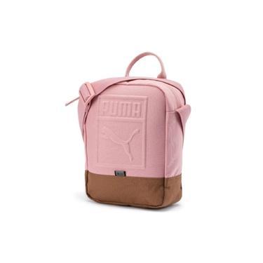 Bolsa Tiracolo Puma S Portable Bag Rosa
