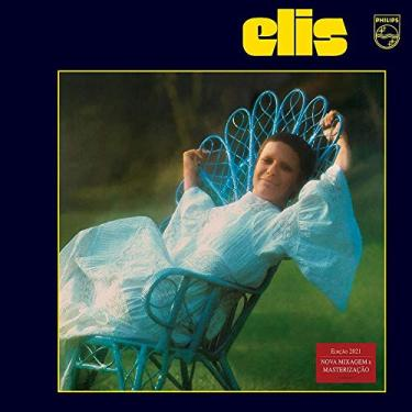 Imagem de VINIL Elis Regina - Elis 1972 (Edição 2021 - Nova Mixagem e Masterização)