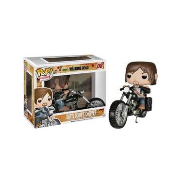 Daryl Dixon na Moto / Daryl Dixon`s Chopper - Funko Pop The Walking Dead Rides