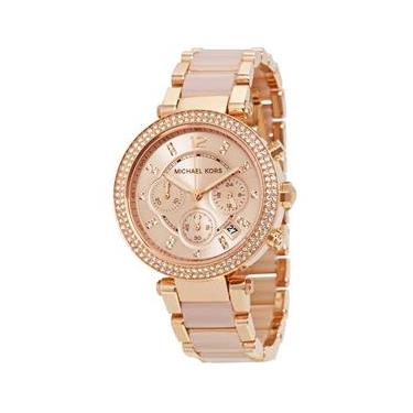 0821f1c9b5113 Relógio Feminino Michael Kors Modelo MK5896 - A prova d  água