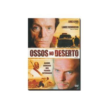 Dvd Ossos no Deserto - Bone Dry
