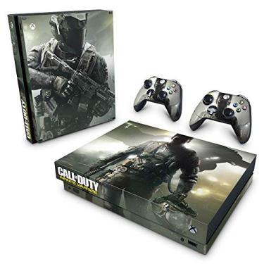 Skin Adesivo para Xbox One X - Call Of Duty: Infinite Warfare