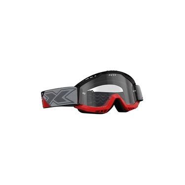Óculos Cross X11 MX Ramp Vermelho