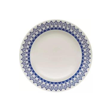 Imagem de Prato cerâmico raso 24 cm Grécia - Oxford Porcelanas