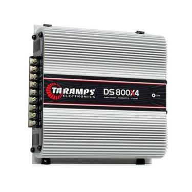 Taramps Ds800x4 / Ds800 Digital 800w Rms 4 Canais - 2 Ohms