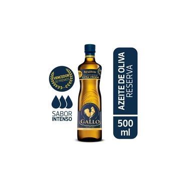 Azeite Gallo Extra virgem Reserva 500ml