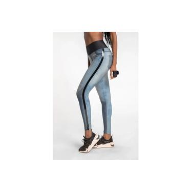 Imagem de Legging Denim Cool Stripe Jeans 83956 Live