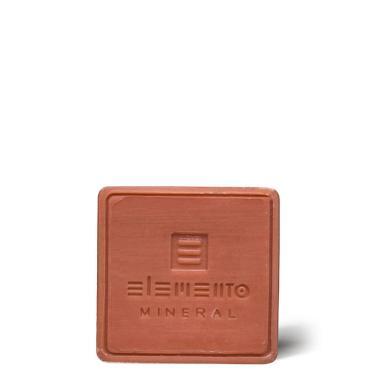 Sabonete Vegetal Argila Vermelha Elemento Mineral