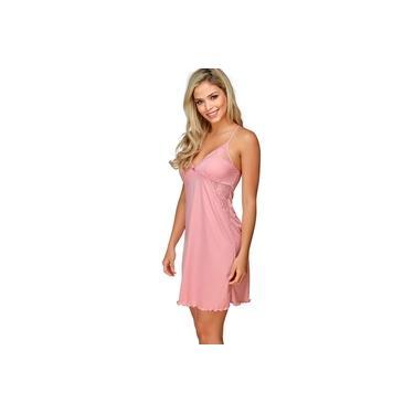 Camisola Lybito DeMillus 30154 Rosa Blush