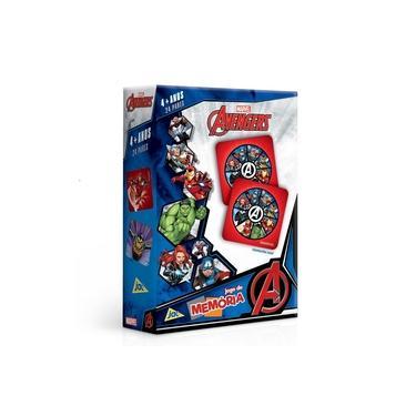 Imagem de Jogo da Memória Vingadores 24pares Toyster
