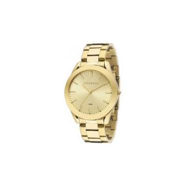 b0159d46740 Relógio Feminino Technos 2035LRS 4X dourado