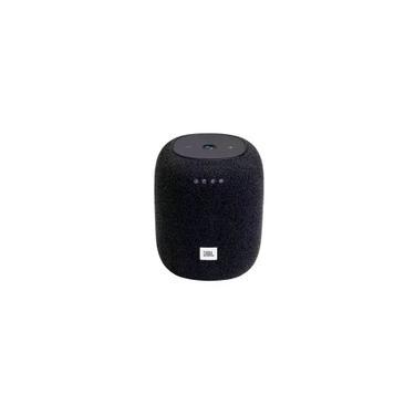 Imagem de Caixa de Som jbl Link Music 360º Bluetooth Google Assistente - Preto