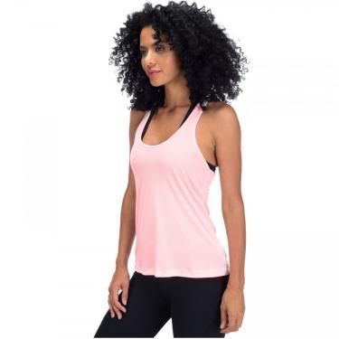 Camiseta Regata Campeão Oxer Jogging New - Feminina Oxer Feminino