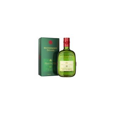 Whisky Deluxe 12 anos - Buchanan's - 1 Litro
